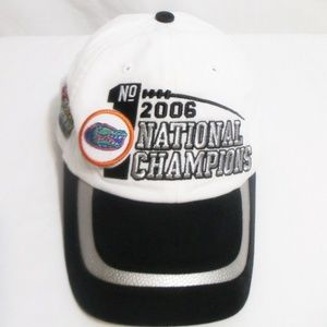 NIKE 2006 Florida Gators National Champion BCS Hat